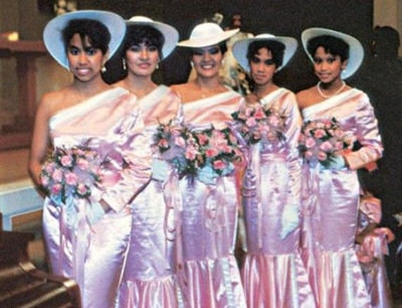 подружки невеста