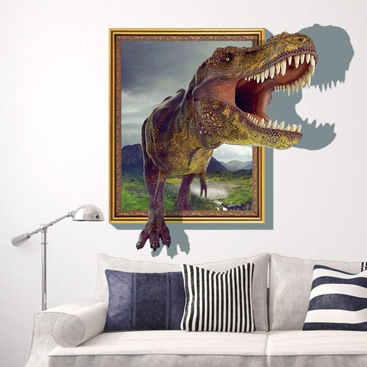 3D-рисунок динозавра рис 2