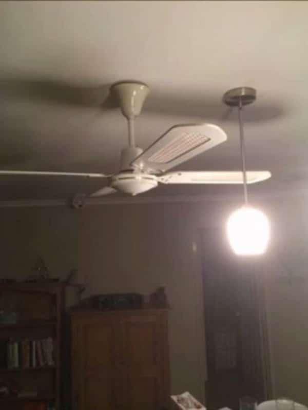 дизайн вентилятора