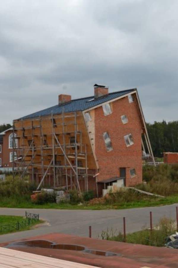 кривой дом