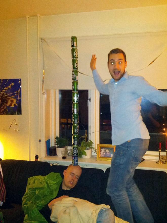 10 горячих фото, которые доказывают, что вчерашняя вечеринка удалась! ;) рис 10