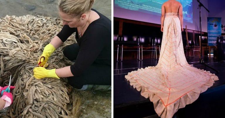 платье из мусора1