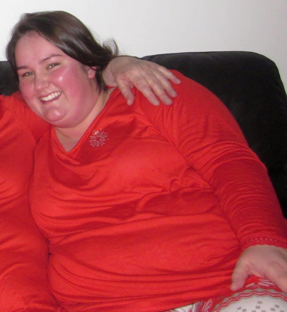 Она не захотела быть толстой невестой. И избавилась от 64 кг! рис 2