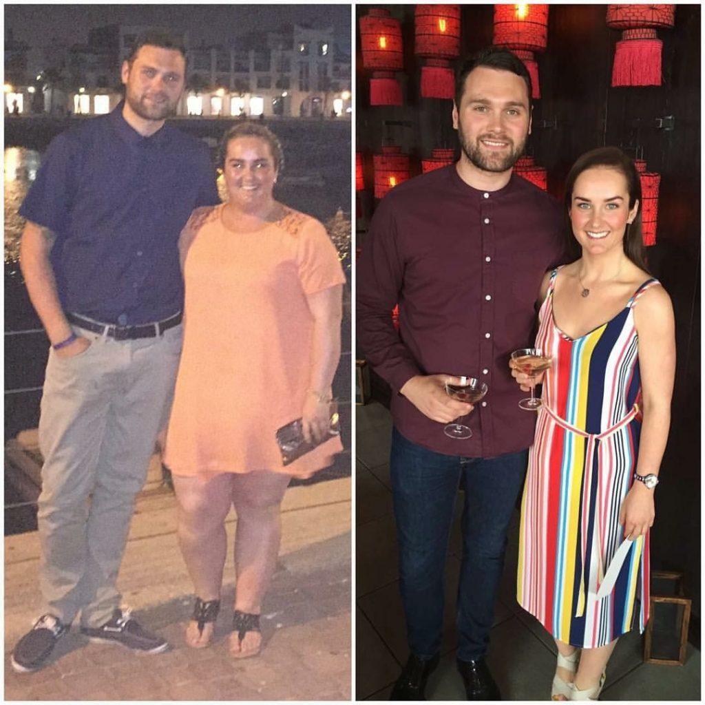 девушка толстая с парнем и девушка худая с парнем