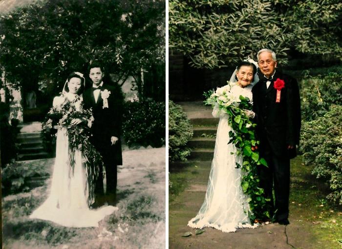 фото свадьба молодость и старость