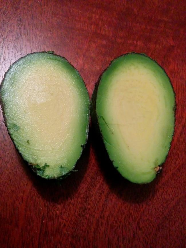 идеальное авокадо
