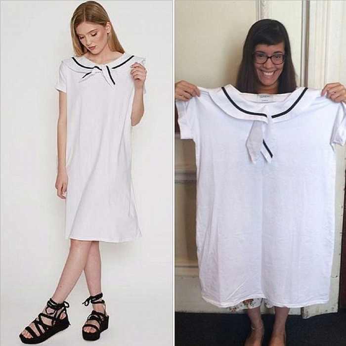 белое платье ожидание и реальность