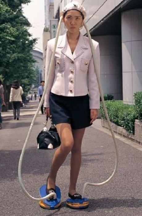 японское изобретение