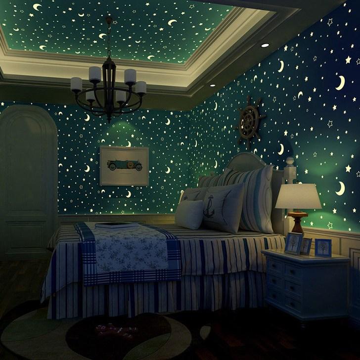 волшебная детская комната