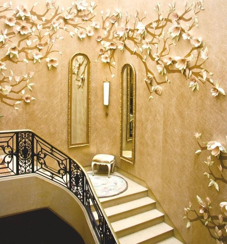прекрасный дизайн стен
