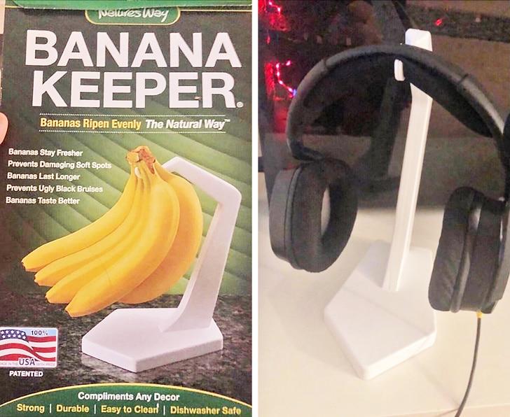 держатель для бананов
