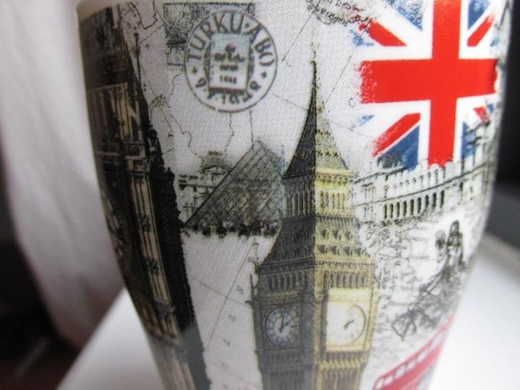 чашка с Лондоном