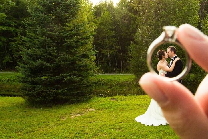фото с кольцом