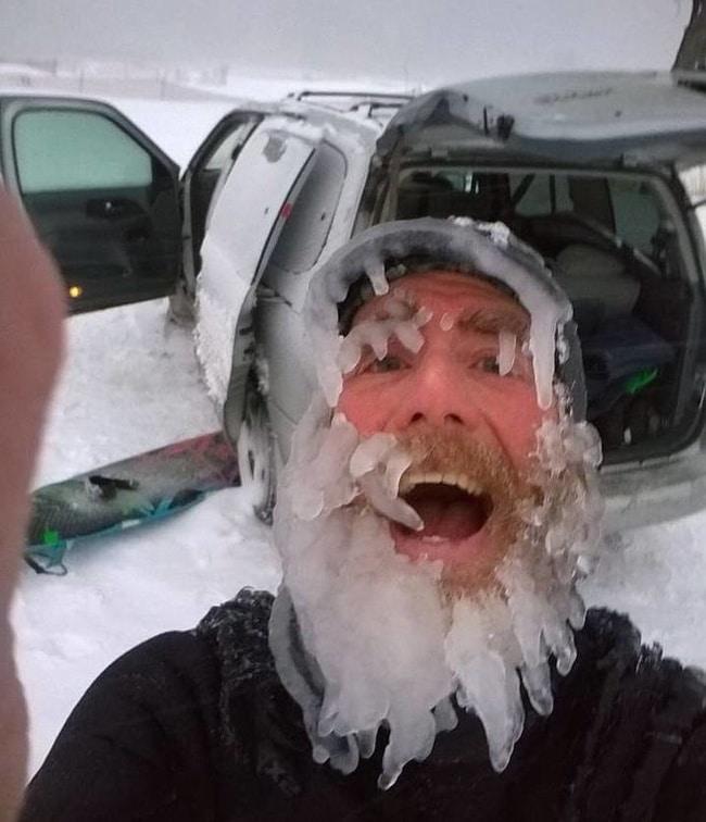 ледяная борода