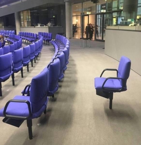 одинокий стул