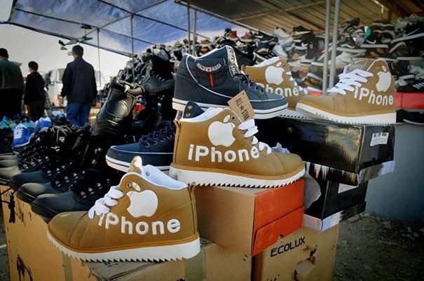 обувь айфон