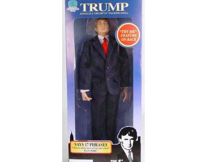 Дональд Трамп кукла