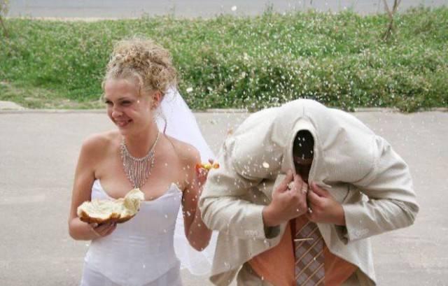 Свадебные фотографии людей, которые любят нестандартный подход во всём! Часть 2 рис 4