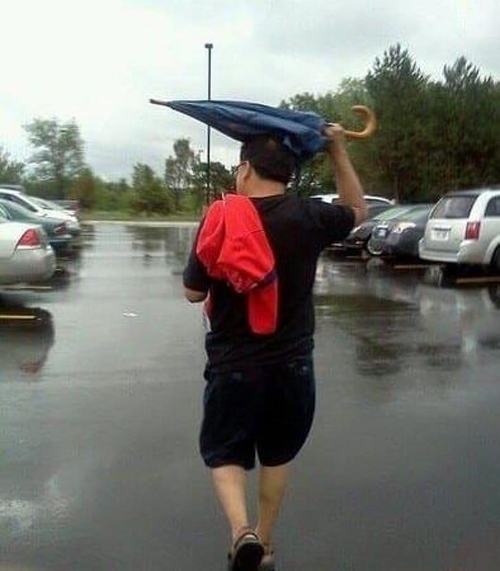 дождливая погода