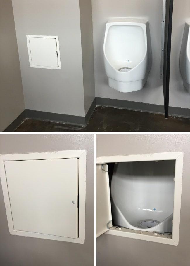 отдельный туалет