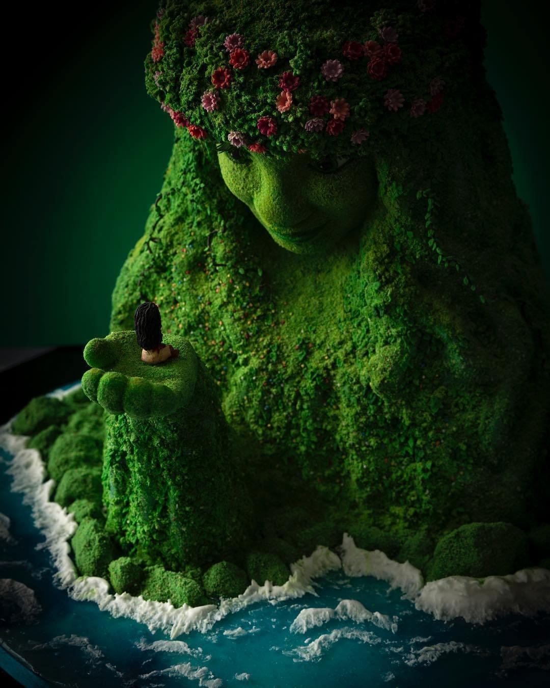 необыкновенный торт