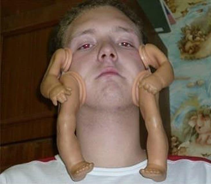 кукольные руки и ноги
