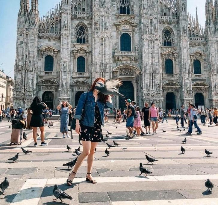 фото в Милане