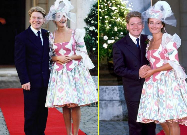 эмма томпсон в день своей свадьбы