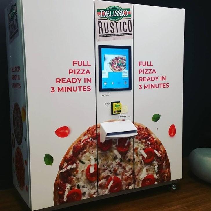 автомат пиццы