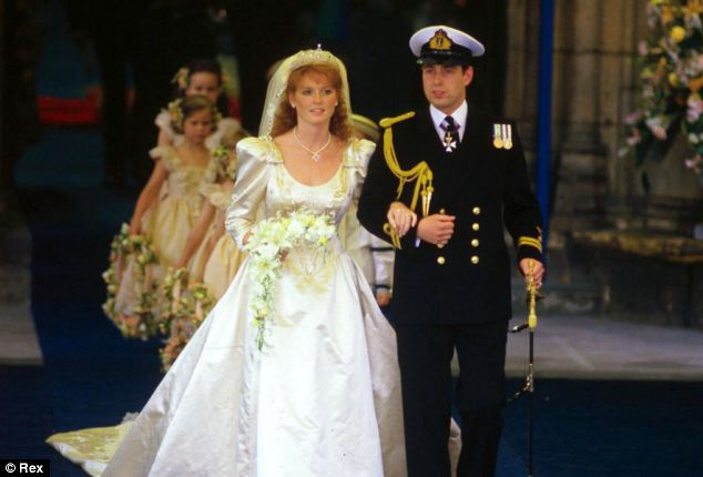 сара фергюсон выходит замуж за принца