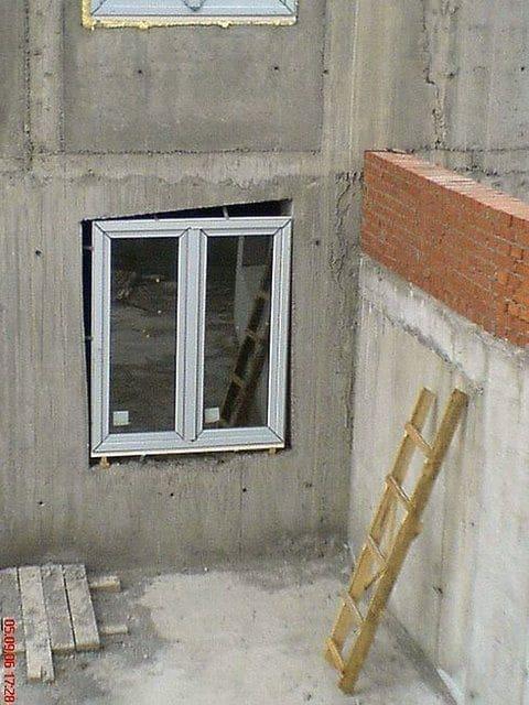 окно не по размеру