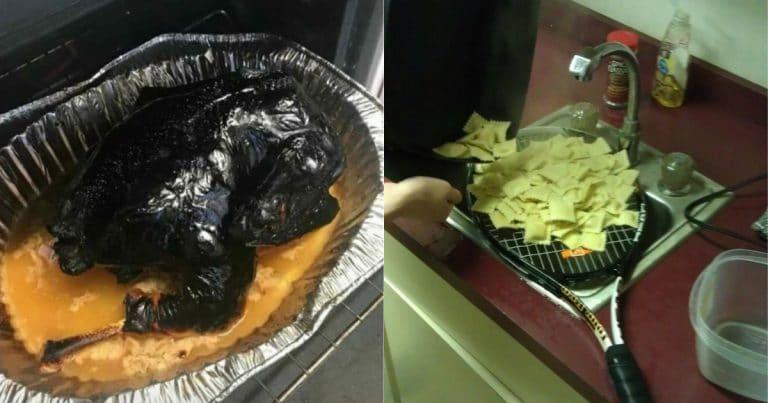 плохой кулинар
