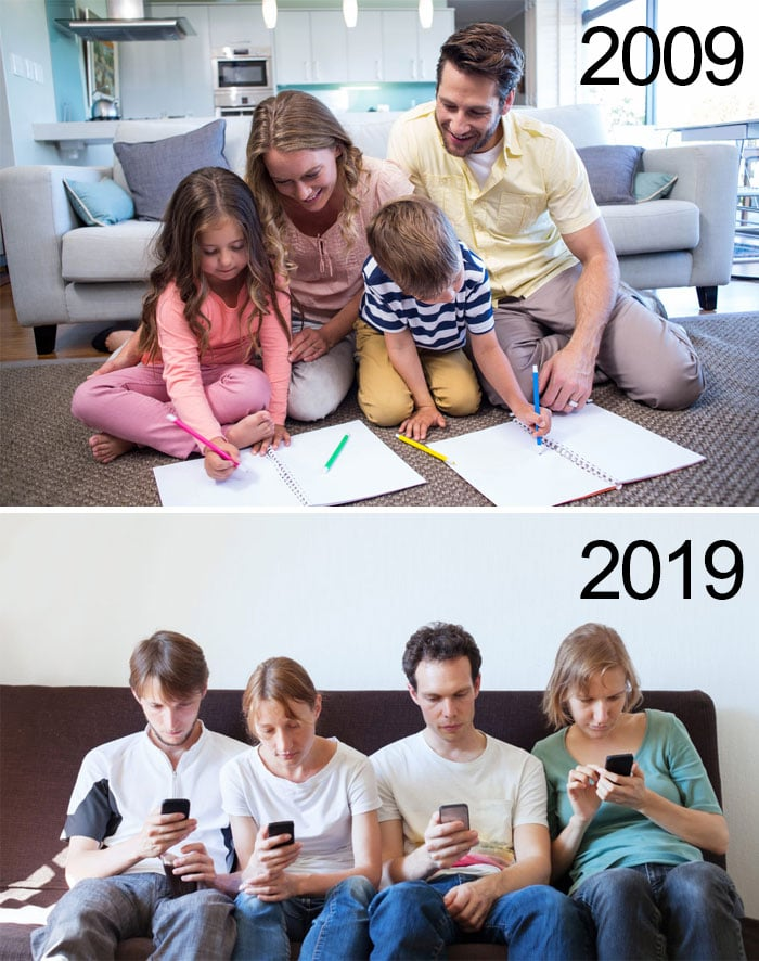досуг семьи