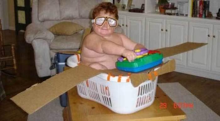 12 доказательств того, что жизнь с детьми - то ещё веселье! :) рис 2