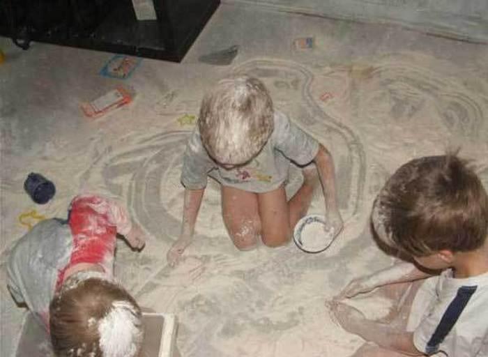12 доказательств того, что жизнь с детьми - то ещё веселье! :) рис 4