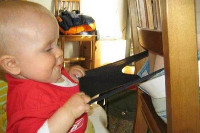12 доказательств того, что жизнь с детьми - то ещё веселье! :) рис 5