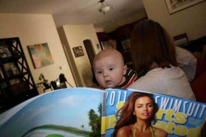 12 доказательств того, что жизнь с детьми - то ещё веселье! :) рис 6