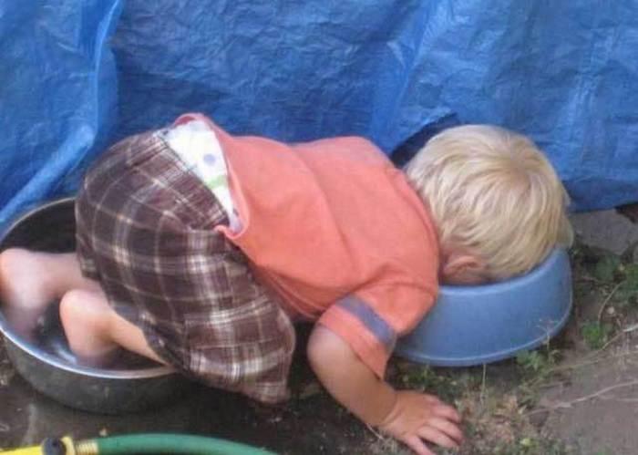 12 доказательств того, что жизнь с детьми - то ещё веселье! :) рис 7