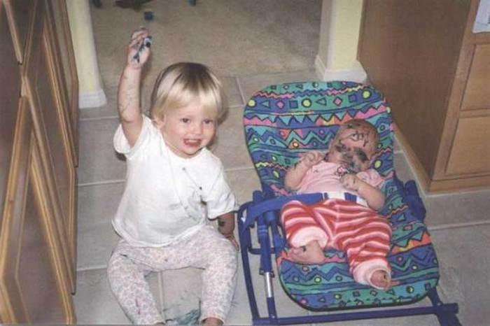 12 доказательств того, что жизнь с детьми - то ещё веселье! :) рис 9