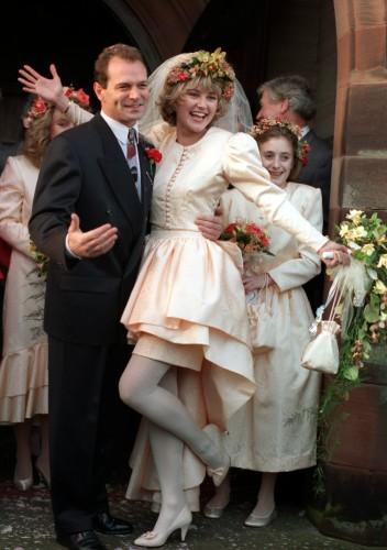 антея тернер на свадьбе