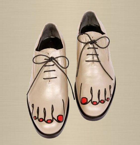 Открытку добрым, мужская обувь смешные картинки
