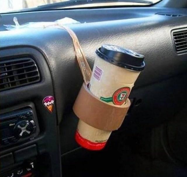 скотч и кофе