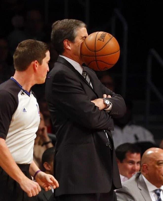тренер по баскетболу