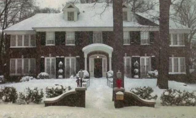 дом из фильма один дома