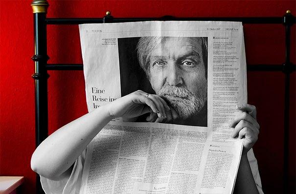 человек и газета