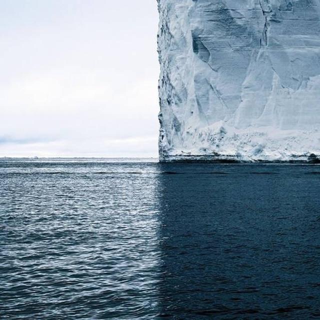 лед и вода