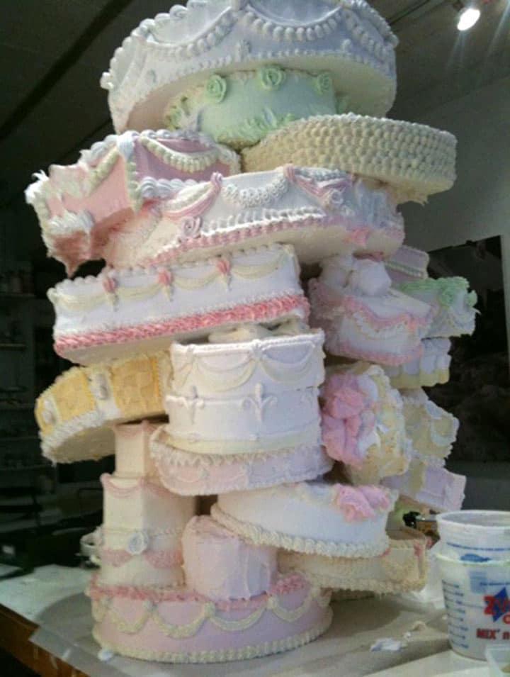 десятки тортов
