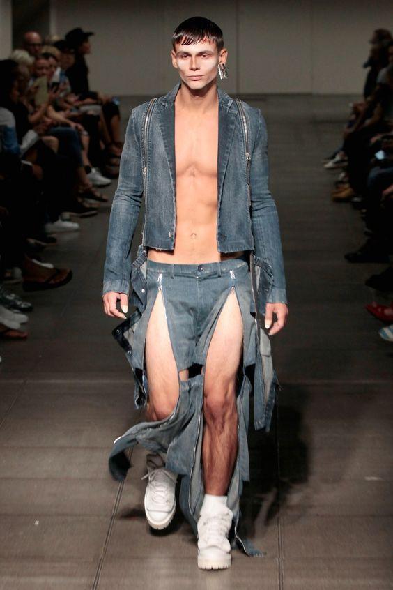 мужчина-модель
