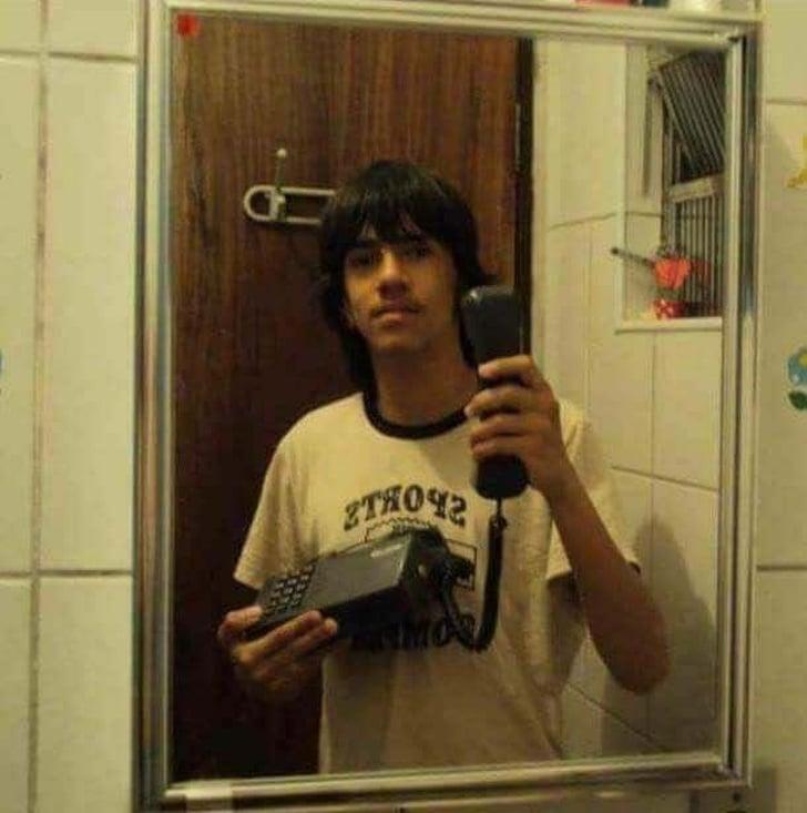 старый телефон рис 2