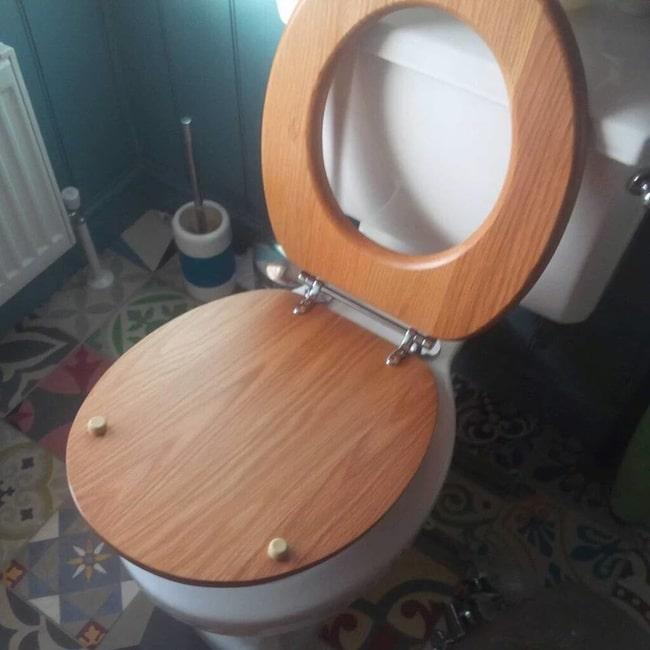 деревянная сидушка